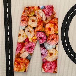 Romey loves lulu fruit loop pants